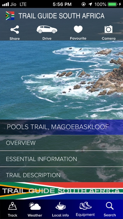 Trail Guide South Africa
