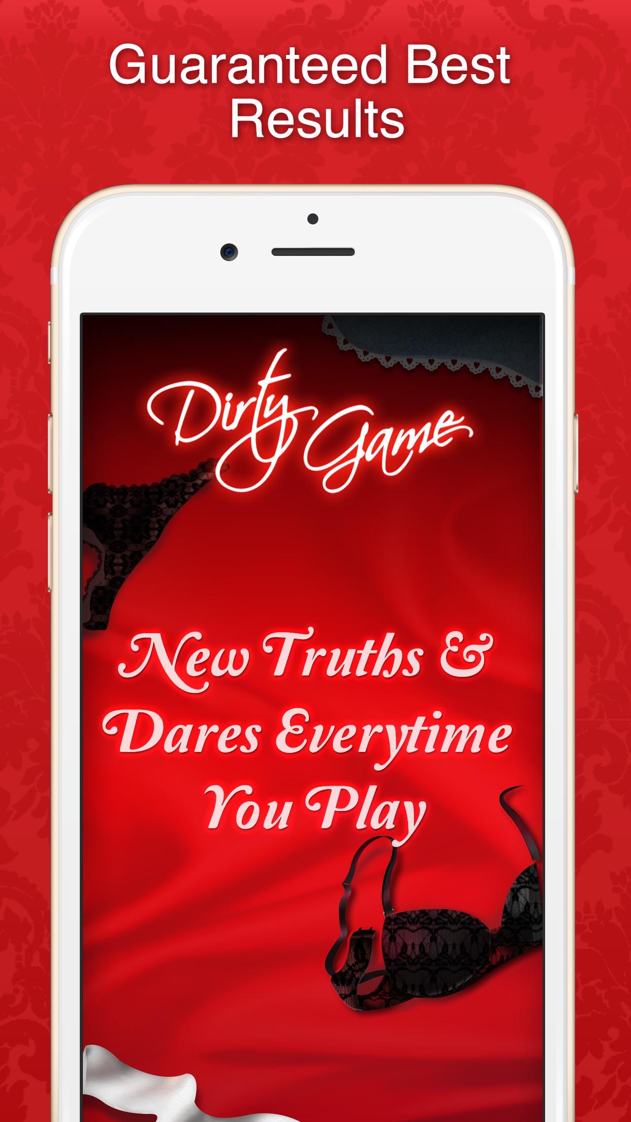 Dirty Game - Hot Truth or Dare Screenshot