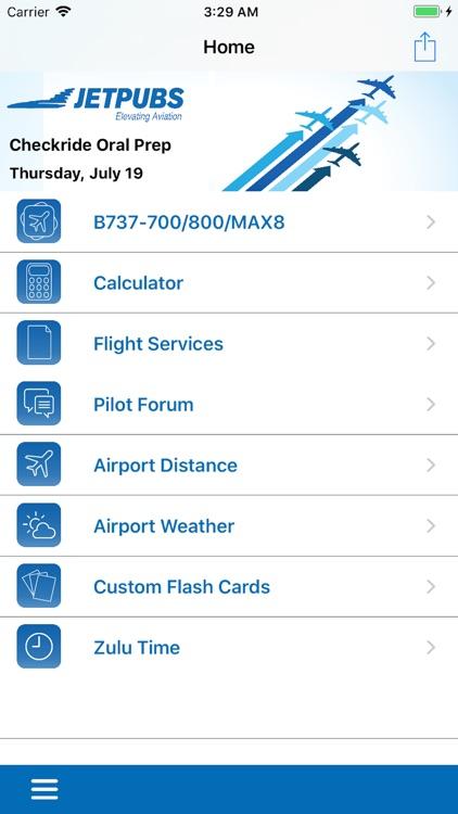 B737-700/800  Study App