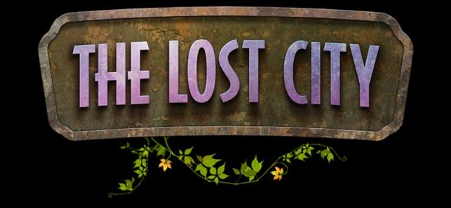 A Cidade Perdida Screenshot