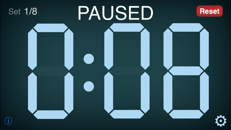 Tabata Interval Timer screenshot-1