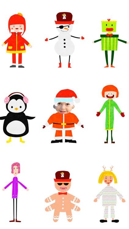 Labo Christmas Paperman