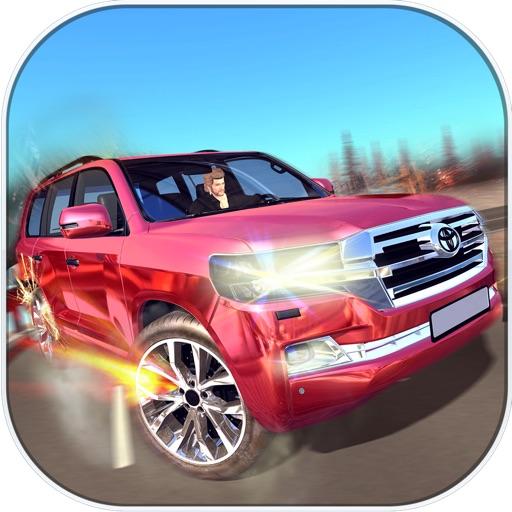 Off-road Jeep Hill Racing 4x4 iOS App