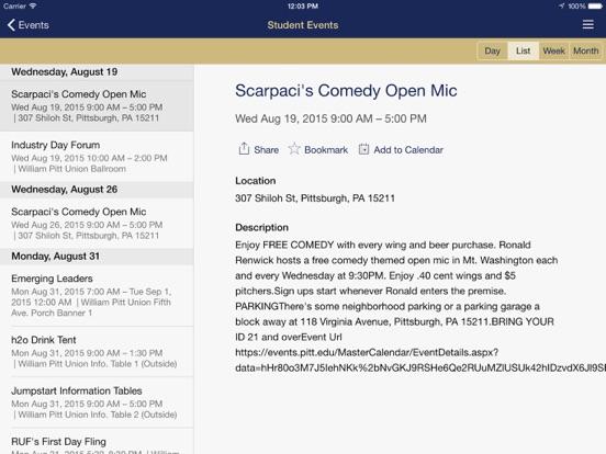 University Of Pittsburgh App App Price Drops