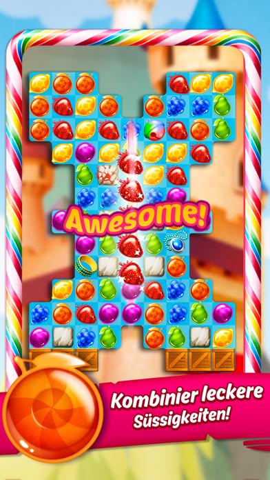 KingCraft - Süßigkeiten SpieleScreenshot von 4