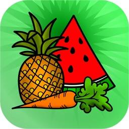 Xander English Fruit & Veg