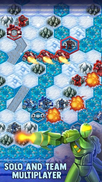 UniWar: Multiplayer Strategy screenshot-5