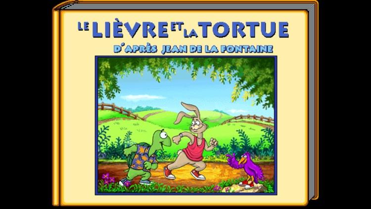 FR-Le Lièvre et la Tortue