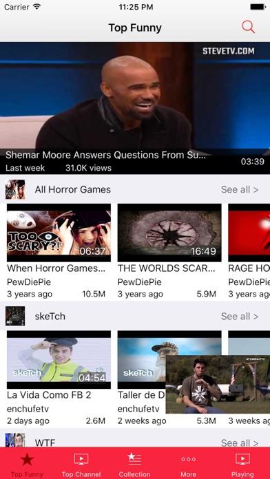 Funny Tube - Funny Videos 2018 screenshot 1