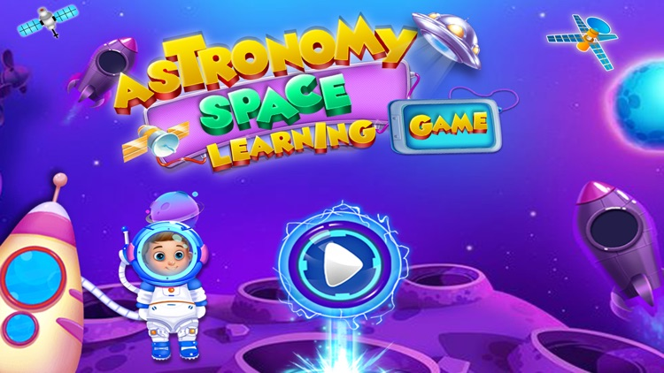 Astronomy Space Learning Game screenshot-4