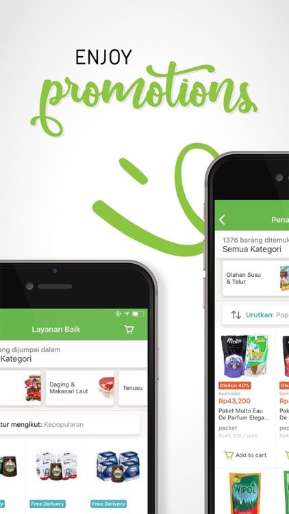 HappyFresh - Grocery Delivery screenshot-4