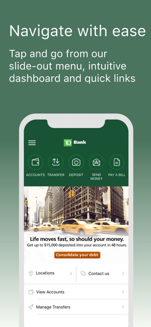 eb001d79ca65 TD Bank (US) on the App Store