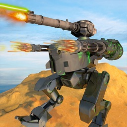 Metal Wars: Robot Fight Action