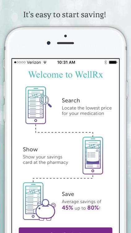ScriptSave WellRx Rx Discounts