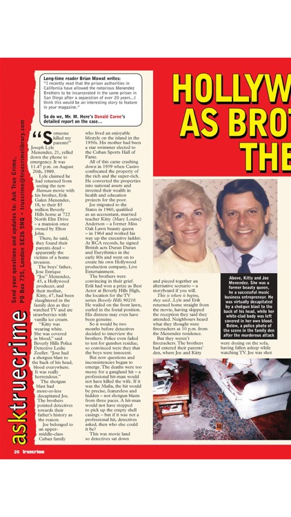 True Crime Magazine screenshot-3