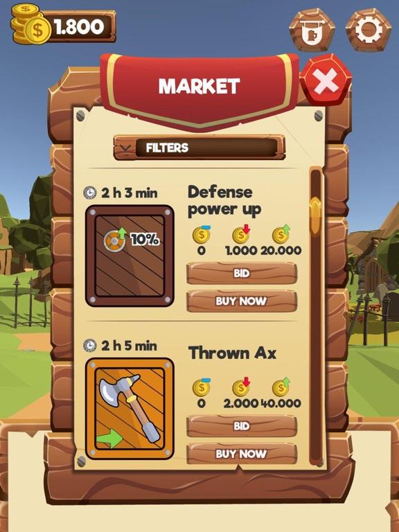 Image of Stranger Warrior: Kingdom Hero for iPad
