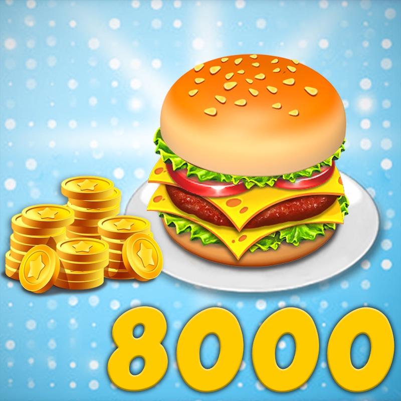 Big Burger Coin Pack Hack Tool