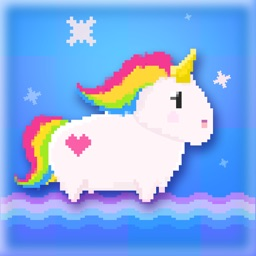 Fluffy Bounce - A unicorn tale