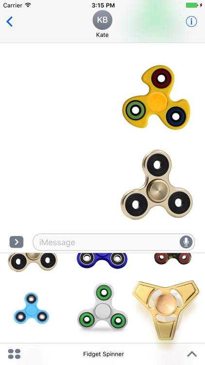 Fidget Spinner Bundle screenshot-1