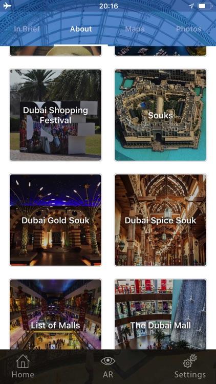 Dubai Shopping Visitor Guide screenshot-3