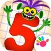 数字と数え方の学習! FULL 子供向けのの学習ゲーム