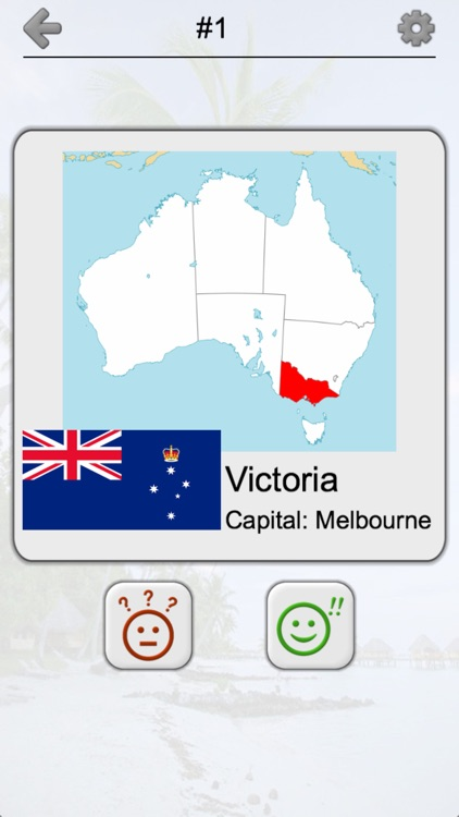 Australian States and Oceania screenshot-3
