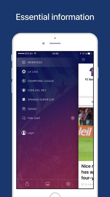 Barcelona Live — Scores & News screenshot-4