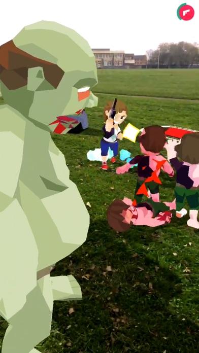 zombies! ARgh! Screenshot 1