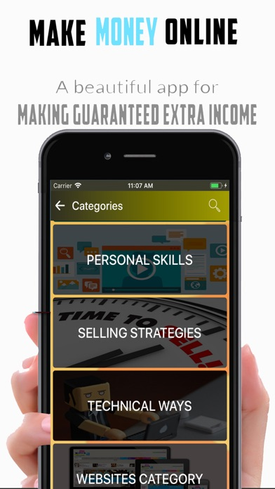 Descargar Make Money Online Top Strategy para Android