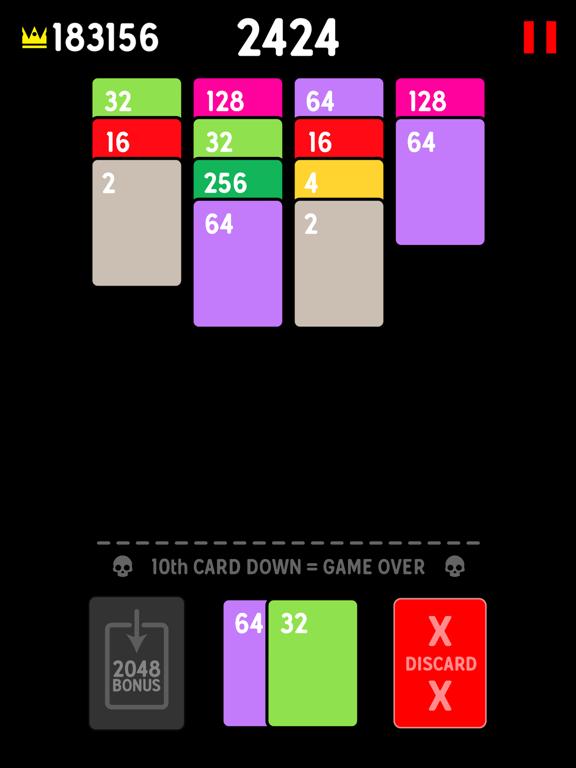 Twenty48 Solitaire screenshot 7