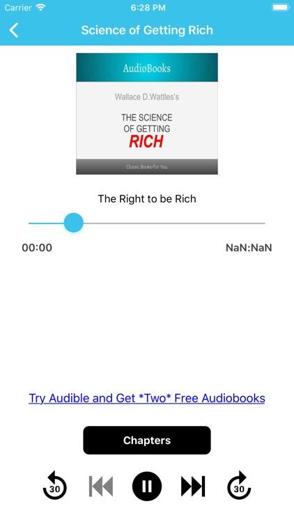 AudioBooks: Best of AudioBooks screenshot-4