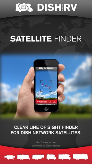 tv signal finder app iphone