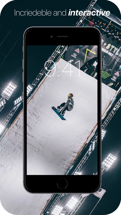 Live Wallpapers - Themes HD screenshot-3