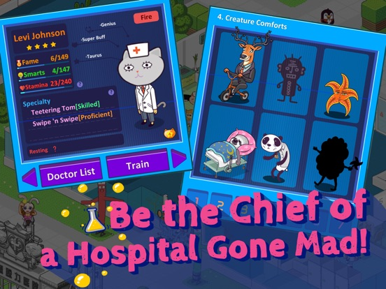 Haywire Hospital Screenshots