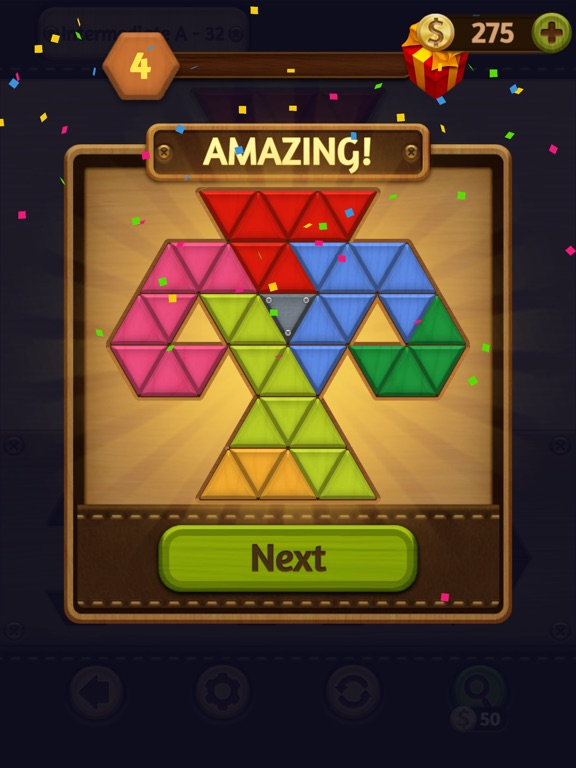 Block Puzzle: Wood Collection screenshot 15