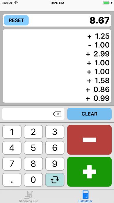 Shopping.Helper Screenshot