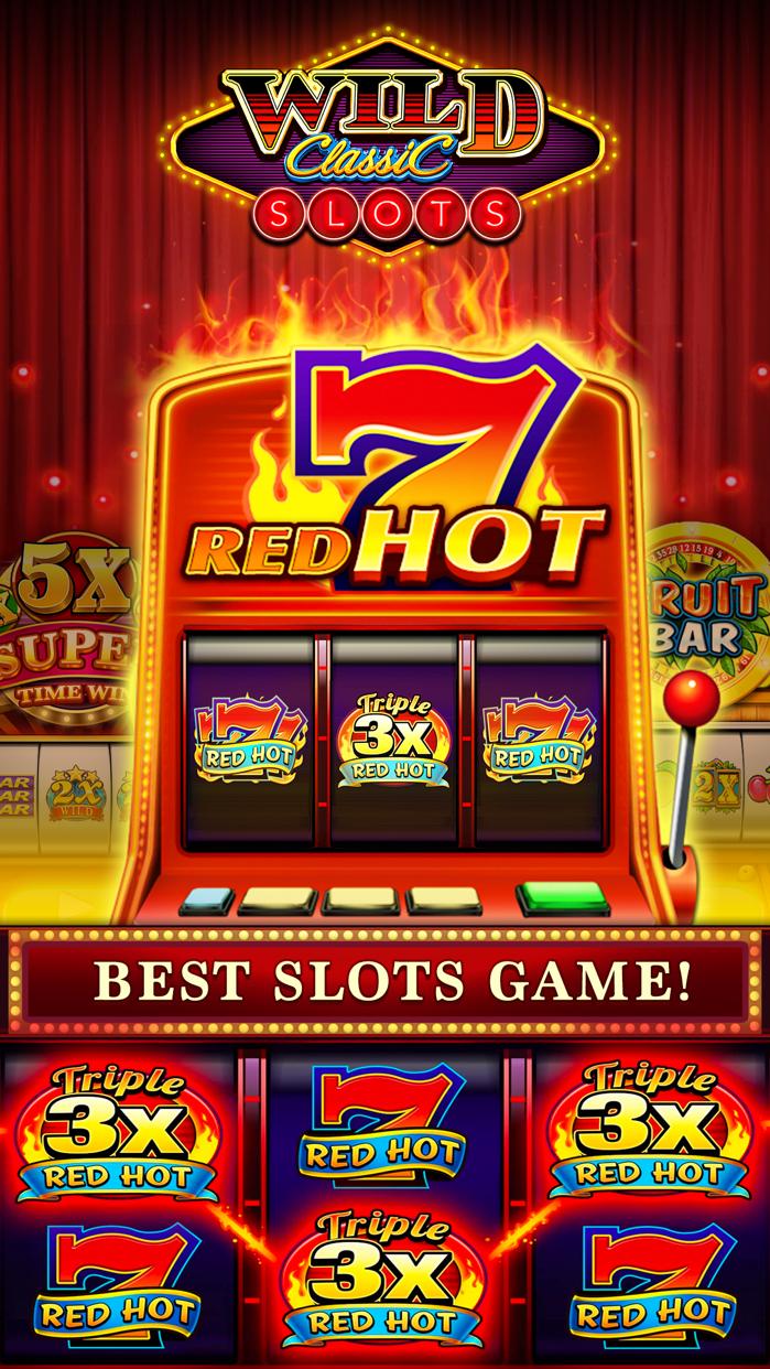Wild Classic Slots™ Casino Screenshot