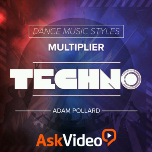 Techno Dance Music Multiplier