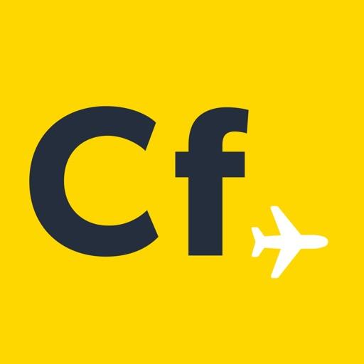 Cheapflights Flights & Hotels iOS App