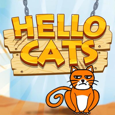 Hello Cats! app
