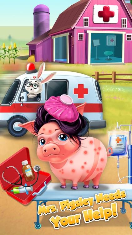 Farm Animals Hospital Doctor 3 - No Ads