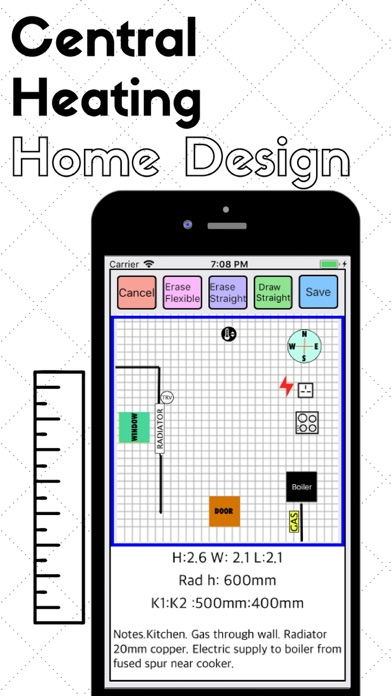 Central Heating Home Design | App Price Drops