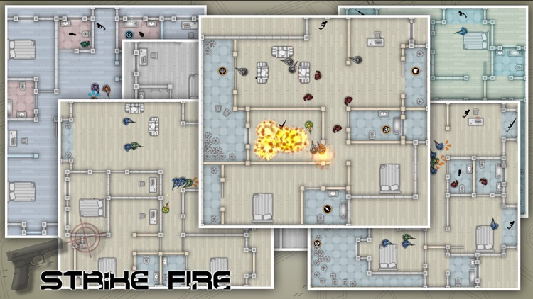 Strike Fire - Break The Door screenshot-6