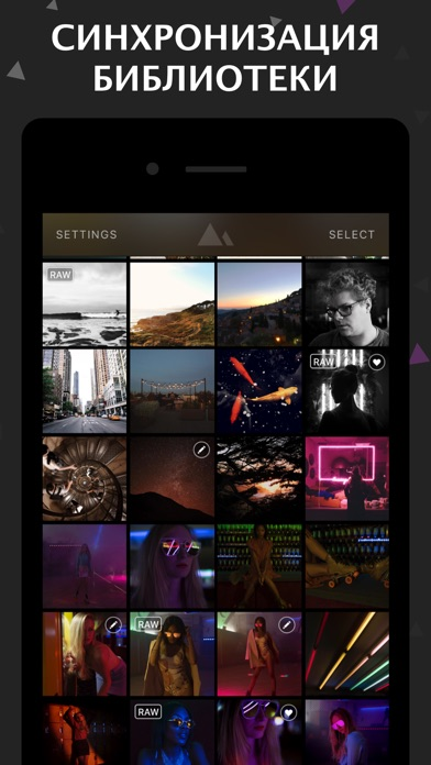 Darkroom – Photo Editor Screenshot