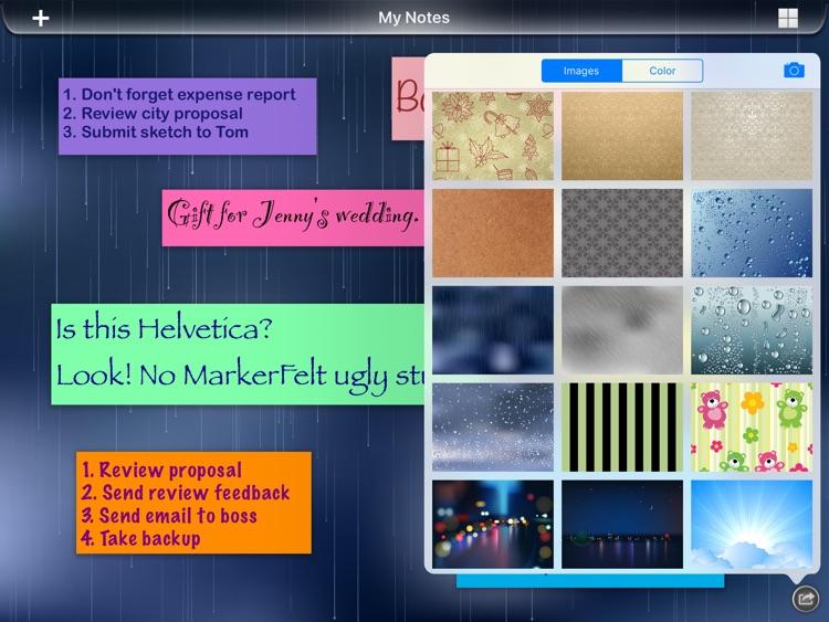 Memo Notes screenshot-3