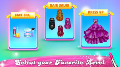Colorful Fashion Hair Salon Screenshot