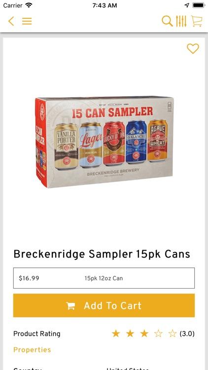 Total Beverage Inc. screenshot-4