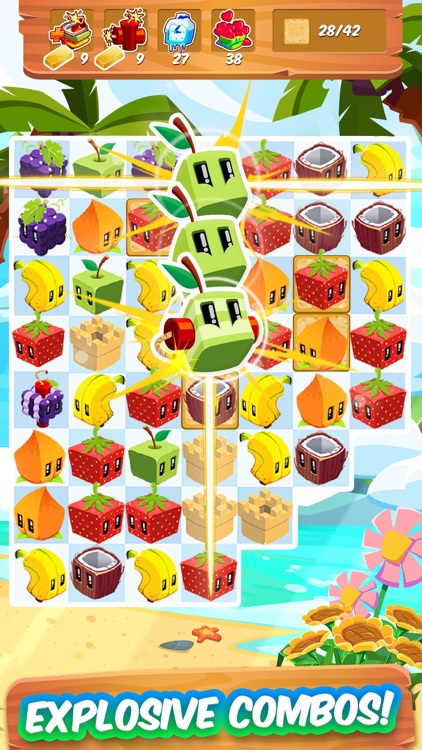 Juice Cubes screenshot-1