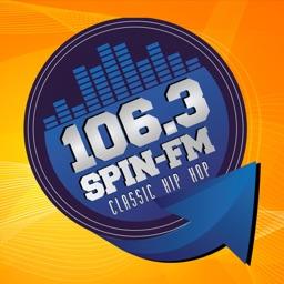 106.3 Spin FM