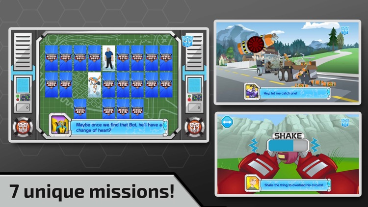 Transformers Rescue Bots screenshot-2